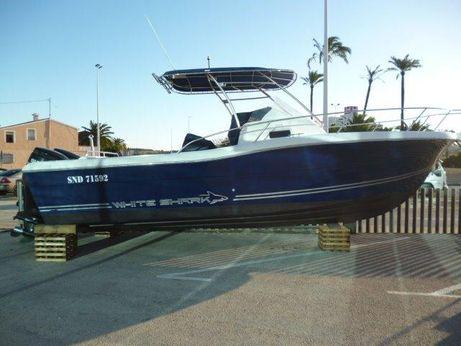 2008 White Shark 268