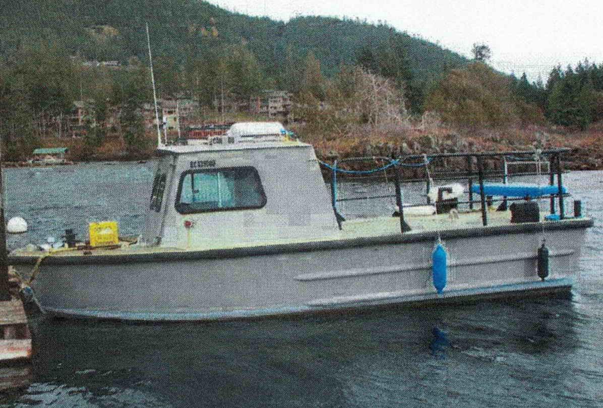Monark Boats Wiring Boat Diagram Aluminum Ex Us Navy Power For Sale 924x625