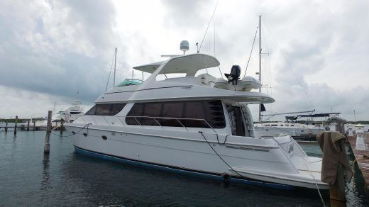 2001 Carver 57 Voyager Pilothouse