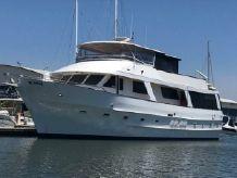 1984 Ranger 72 Pilot House Motor Yacht