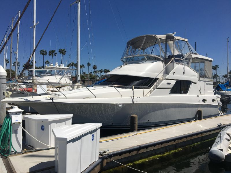 Siliverton 392 Motor Yacht for sale