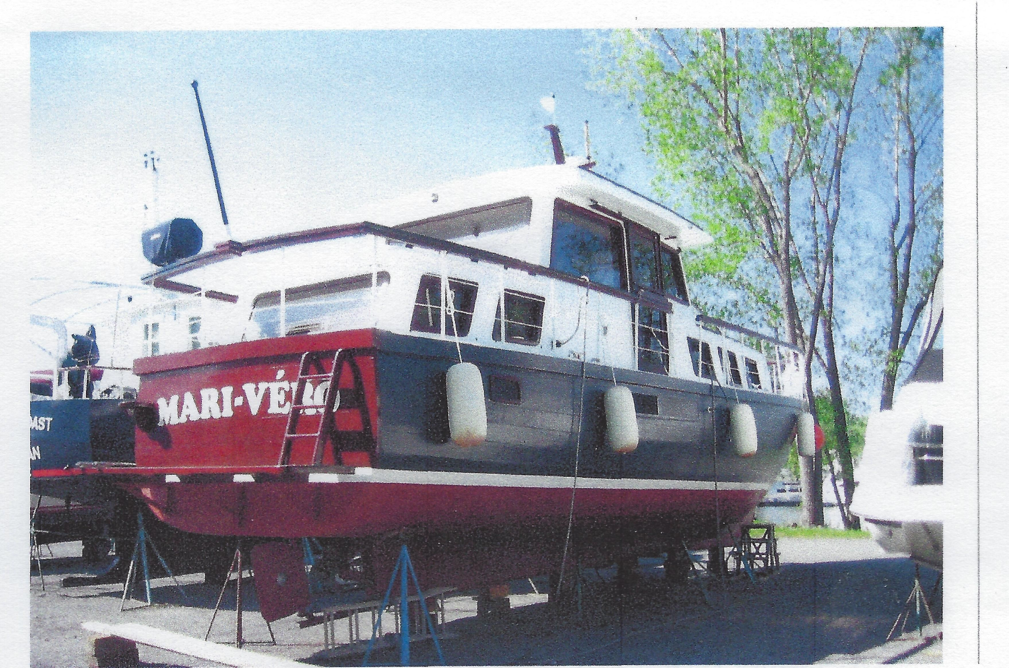 1970 Ph Lavoie Trawler 45 Power Boat For Sale Www Yachtworld Com