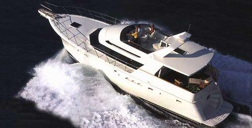 1999 Hatteras 50 Sport Deck Motor Yacht