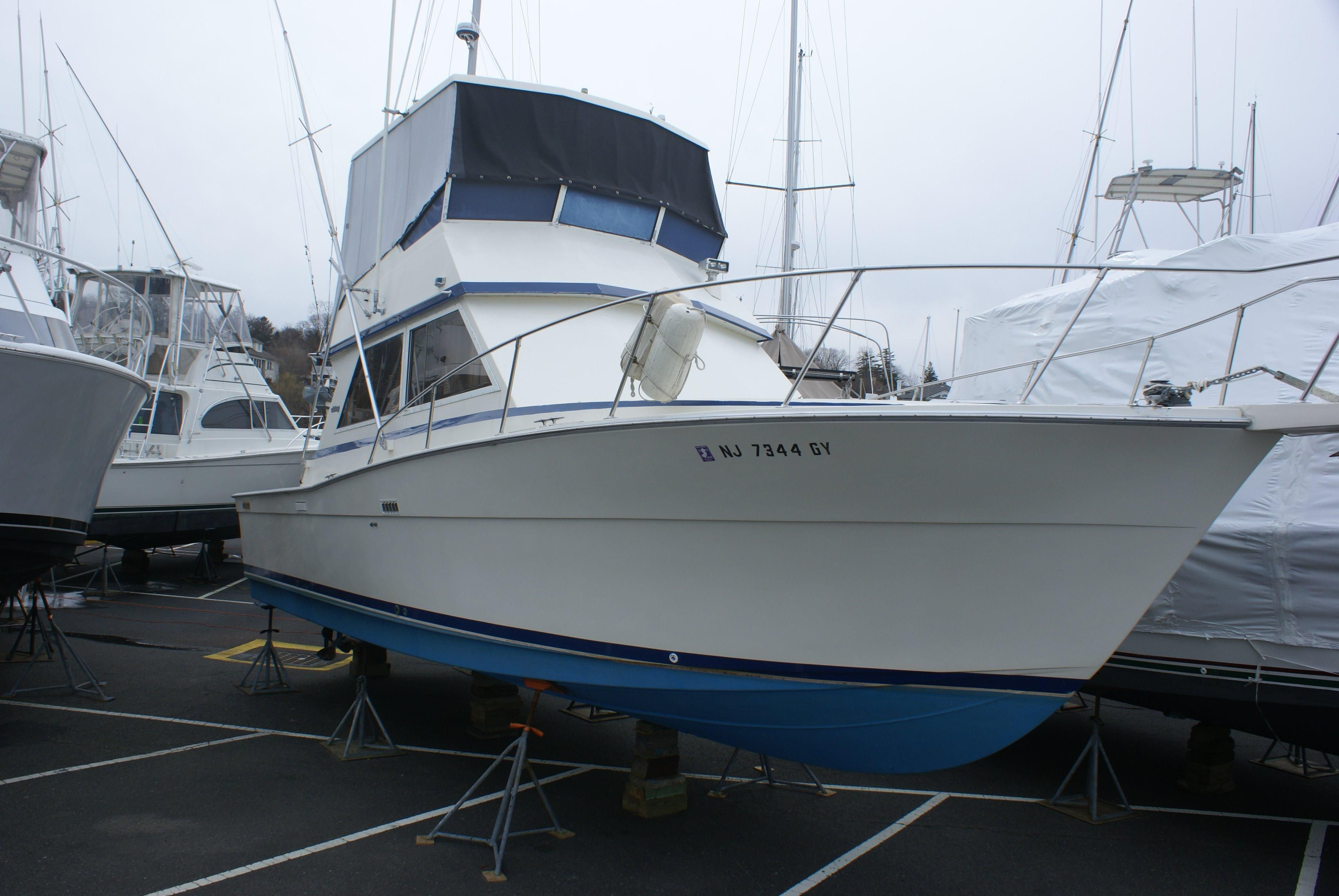 1987 viking convertible power boat for sale www for Atlantic highlands nj fishing
