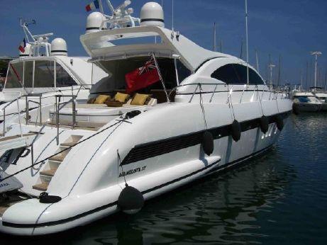 2006 Overmarine Mangusta 72'