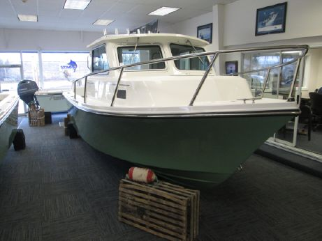 2016 Parker SC 2120 Sport Cabin