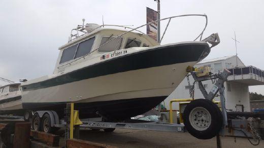 1994 Seasport 2400 XL