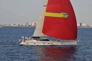 1993 Able Marine Cruising Sailing Yacht