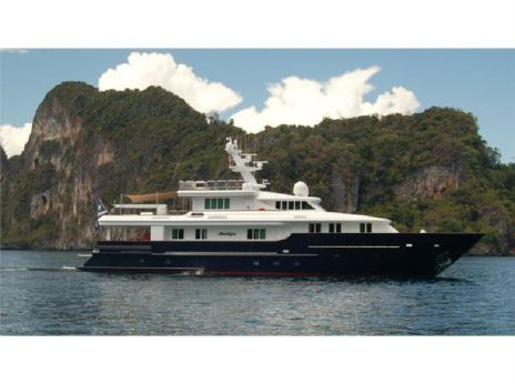 1998 Cbi Navi Custom Expedition Yacht