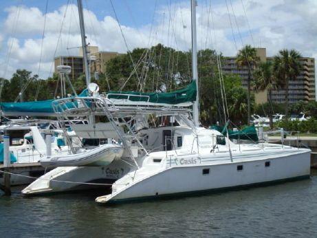 2001 Manta Endeavour 42 Sail Catamaran
