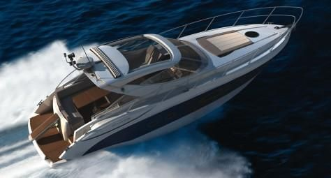2013 Azimut Yacht ATLANTIS 40 HARD TOP