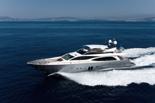 Guy Couach 3000 Yachts Type Motor. NEW PRICE! Superb new line 30 m custom ...