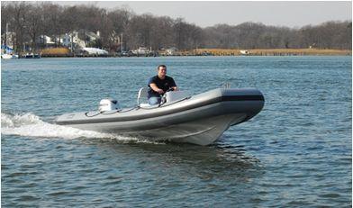 2012 Lianya Rib boat HYP520A