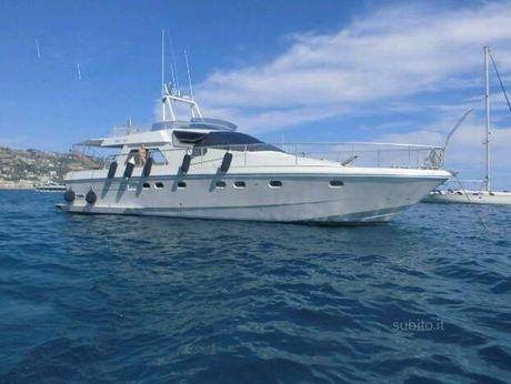 1995 Ferretti Yachts 52 fly