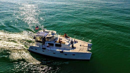 2002 Endeavour Trawlercat 44