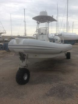 2011 Sealegs 7.1 M RIB Tender
