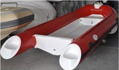 2012 Lianya Rib boat LY500