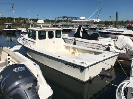 1999 Steiger Craft 25 Chesapeake