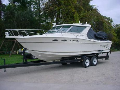 2003 Sportcraft 252 Fisherman