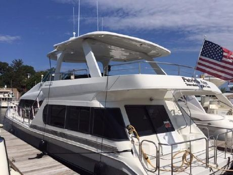 1997 Bluewater Yachts 52