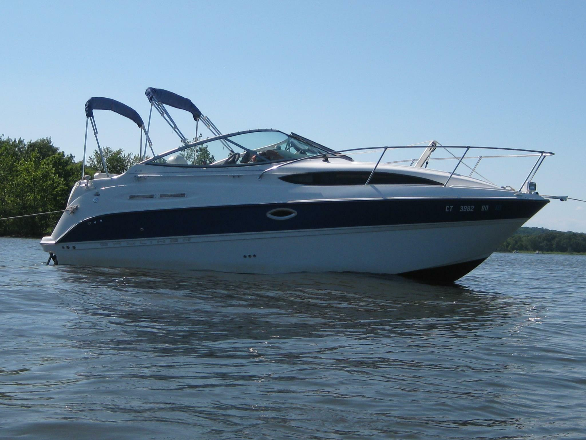 Bayliner 245 Wiring Diagram Trusted Diagrams Tachometer 2006 Cruiser Power Boat For Sale Www Yachtworld Com 2002 Capri 1950