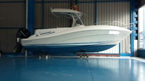 2009 Quicksilver Commander 720