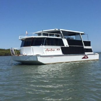 2001 Amazon Marine Meridan 48 Homecruiser