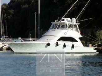 2007 Viking 52
