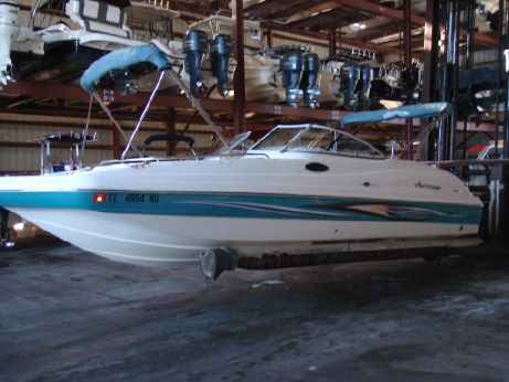 2008 Hurricane SD 237 OB