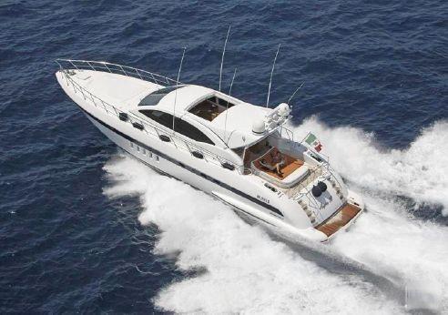 2008 Overmarine Mangusta 72
