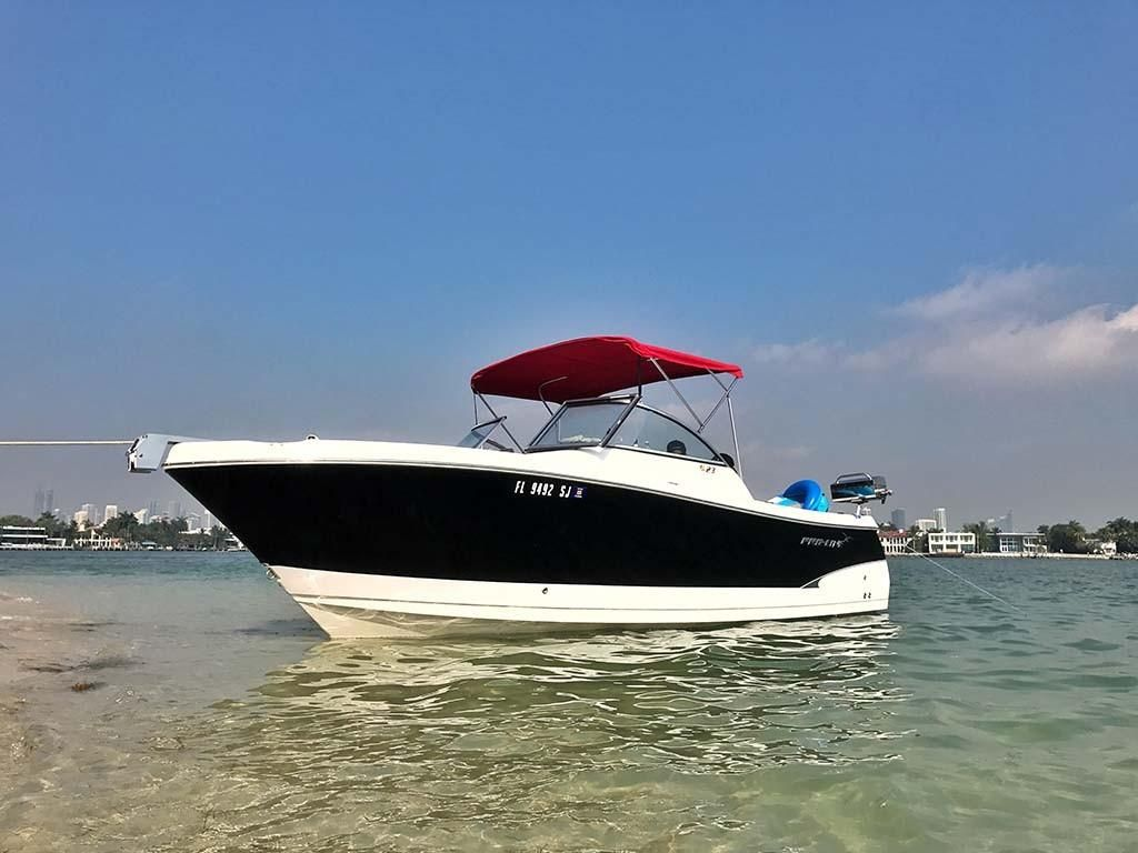 2008 Pro-Line 23 Dual Console Power Boat For Sale - www yachtworld com