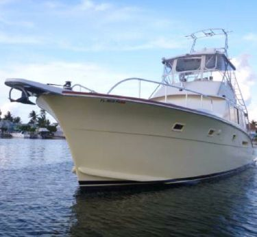 1979 Hatteras 53 Convertible Beautiful Updates