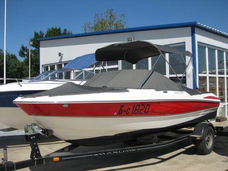 2009 Maxum 1800 SR3