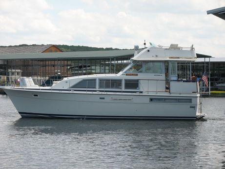 1986 Bertram 42 Motor Yacht