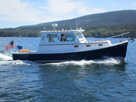 1995 Morgan Bay 29