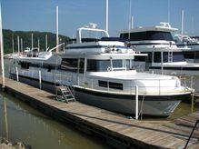 1978 Pluckebaum 75' Houseboat