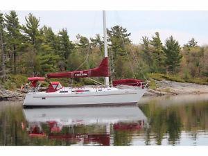 1988 Freedom Yachts 36