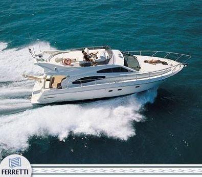 2001 Ferretti 480