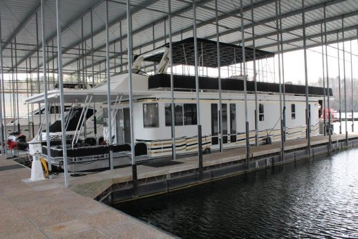 1999 Horizon 65x16 House Boat