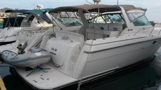 1997 Tiara 3500 Express