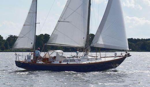 1971 Hinckley Bermuda 40 Mark II