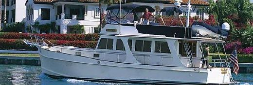 2005 Grand Banks 46 Heritage EU