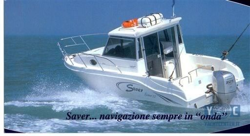 2006 Saver SAVER 22 CABIN FISHER