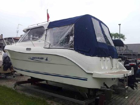 2009 Quicksilver 700 Weekend