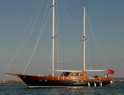 2005 Sail Boat [YA20126]