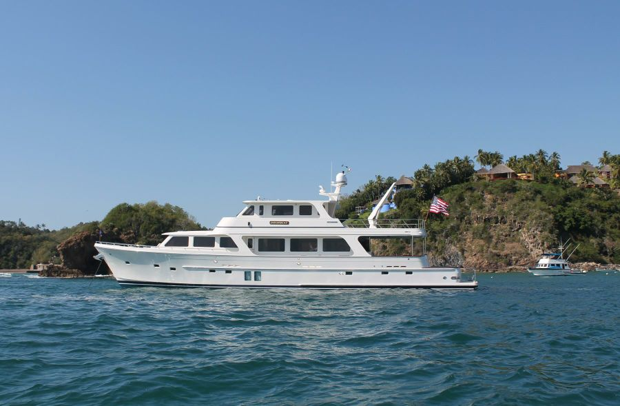 Offshore 90 Voyager Yacht for sale