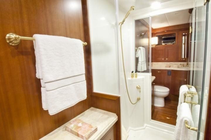 Offshore 90 Voyager Bathroom Head