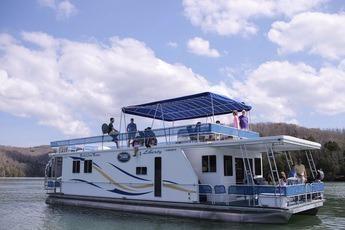 2006 Sailabration Houseboat