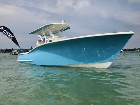 2017 Obx Boatworks 32 CC