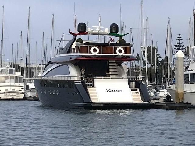 Amer 92 Luxury Yacht for sale
